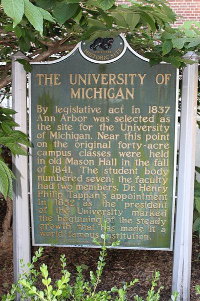 Ann Arbor History
